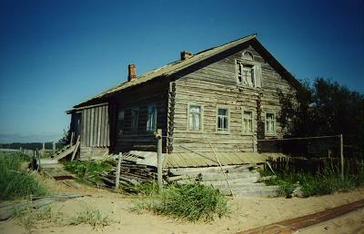 Деревня Кузомень. 05_01_03