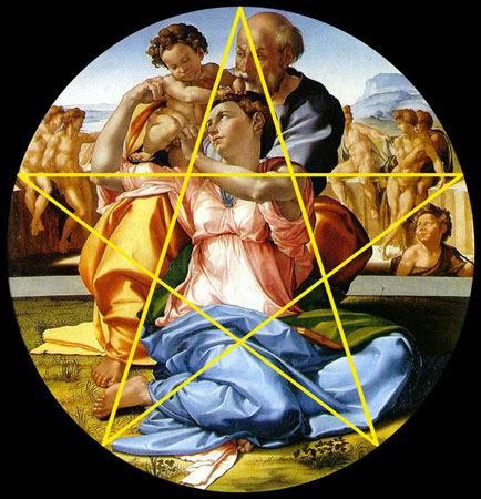 Картина «Святое семейство»